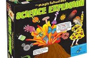 Science Explosion - a Total Blast!